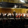 estudio orquestal en encuentro de orq juvenil