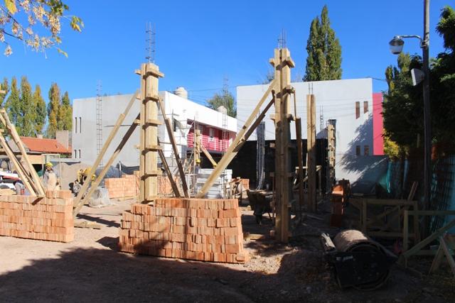 R Pida Construcci N Del Comedor Universitario Instituto