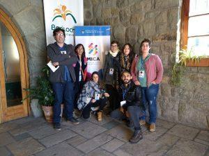Referentes de IUPA en MICA Patagonia