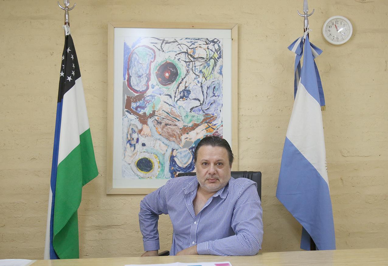 Nuevo rector Armen Grigorian