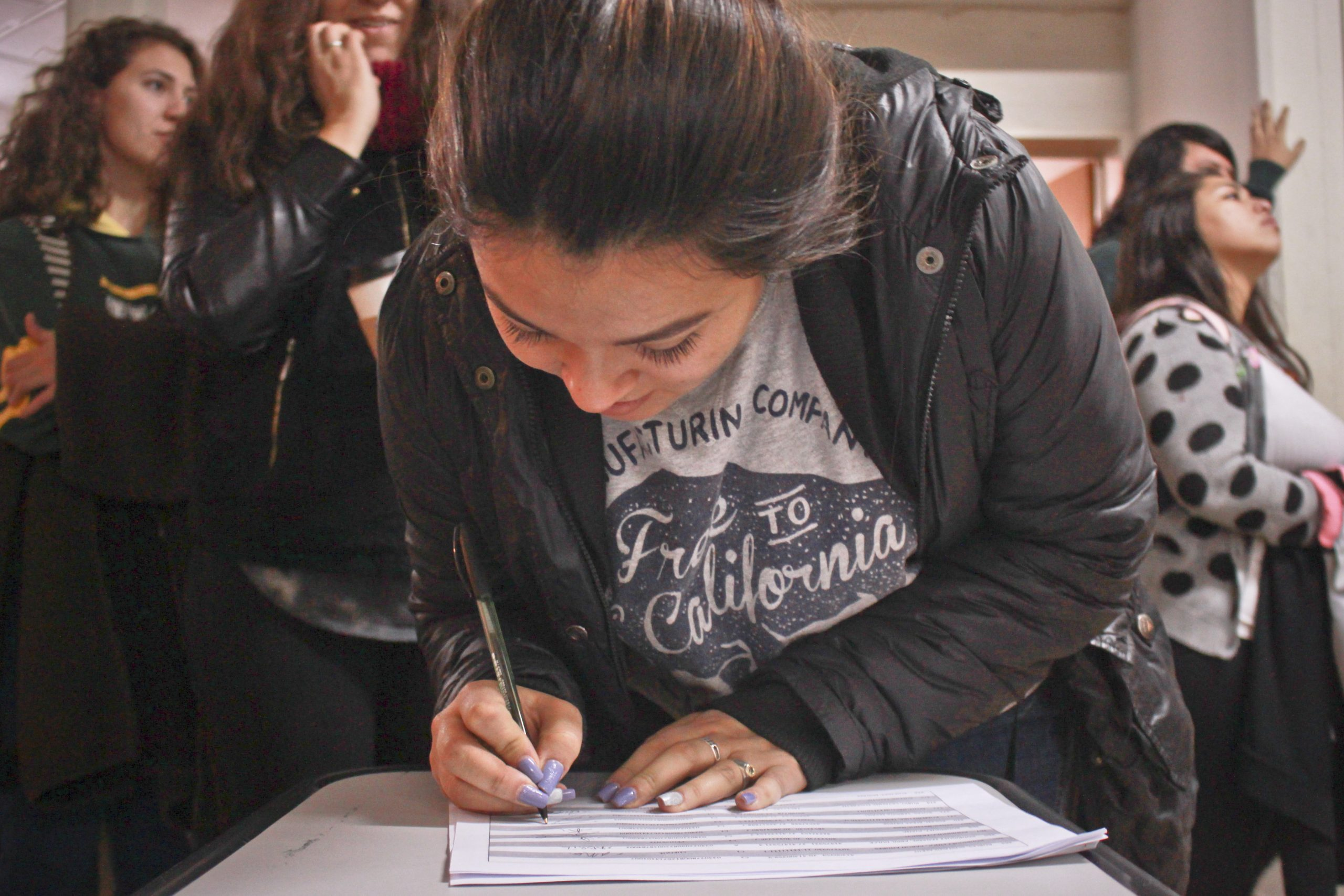 beca firma de estudiante