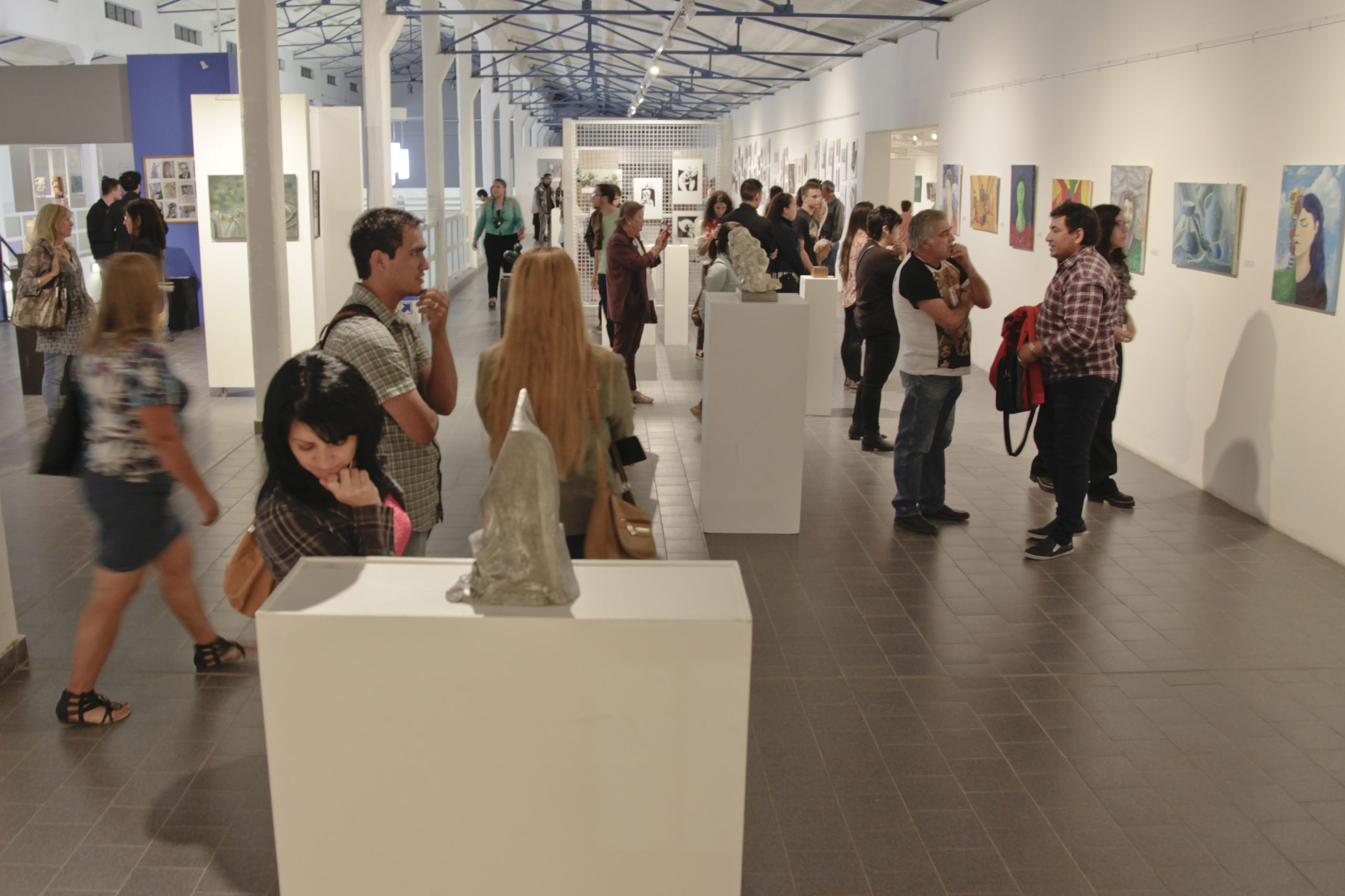 Muestra Colectivo Visual 2019