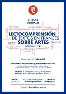 flyer curso de francés