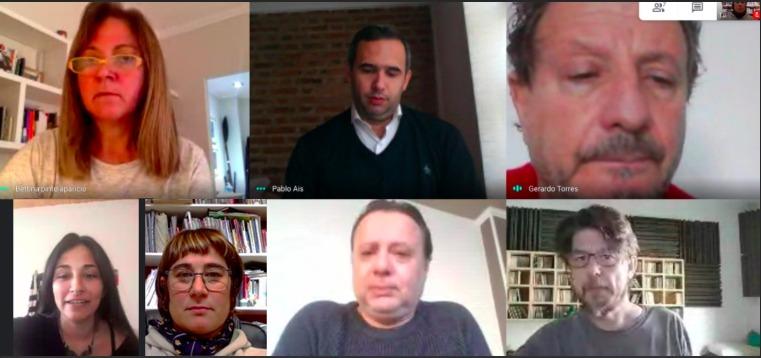 reunión de comisión de consenso