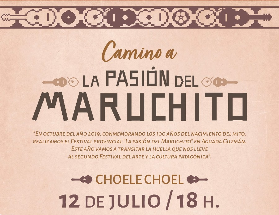 flyer maruchito choele
