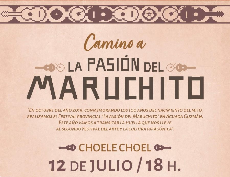 flyer maruchito choele