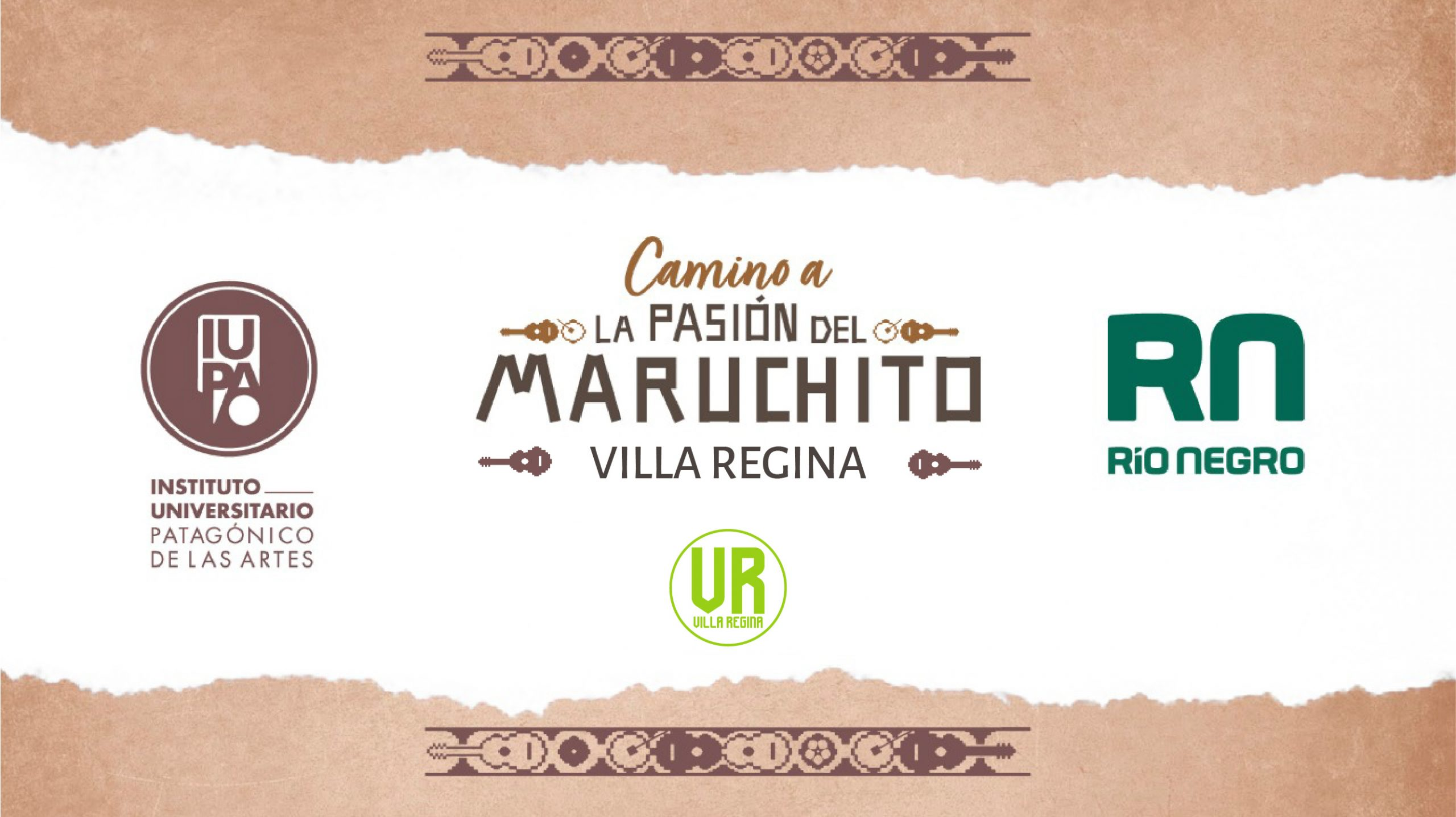 flyer Maruchito Regina