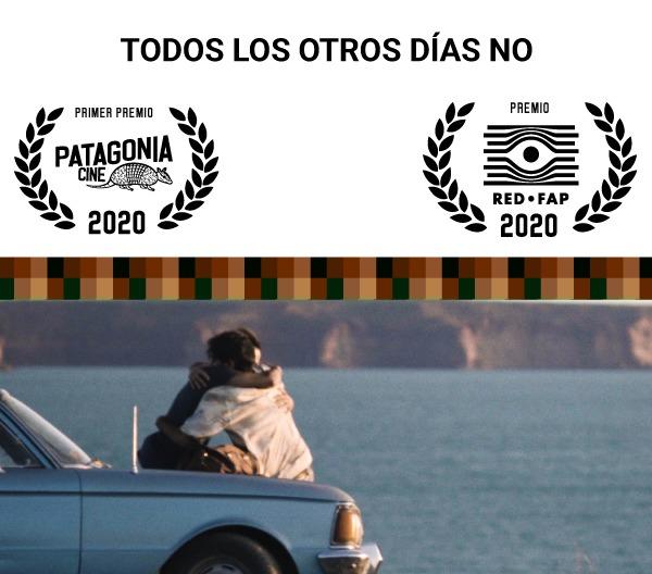 flyer corto ganador primer premio Patagonia Cine