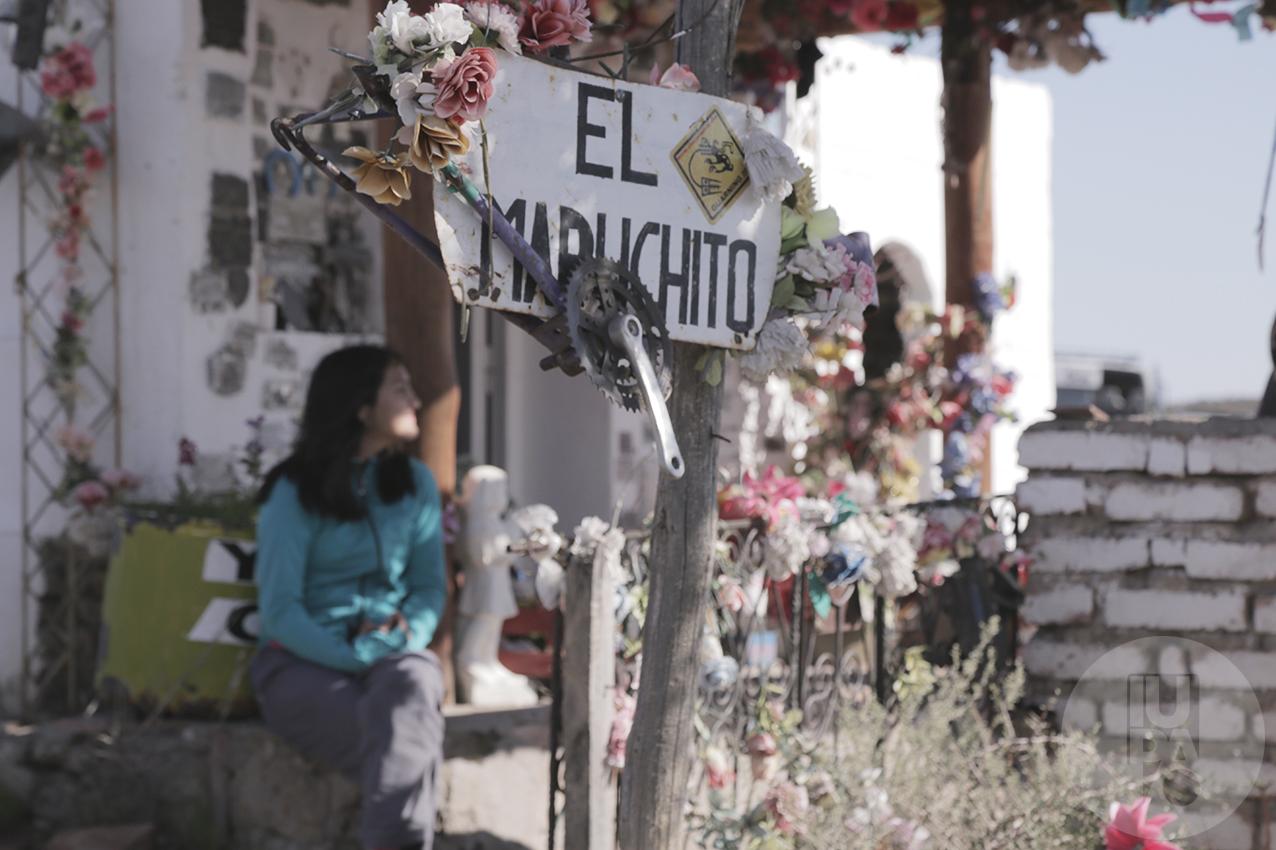 santuario Maruchito en Aguada Guzmán