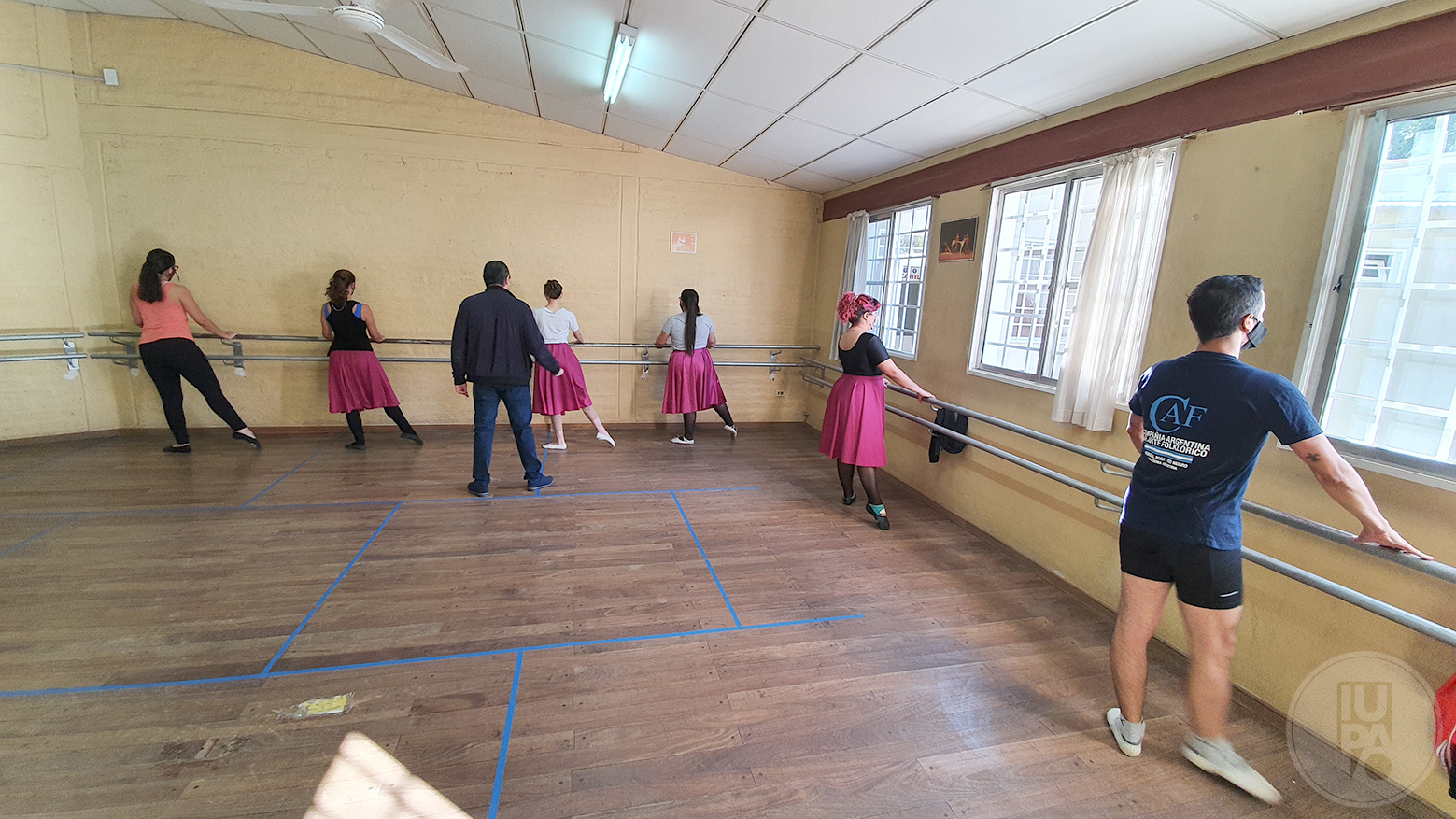 danzas clase 2021