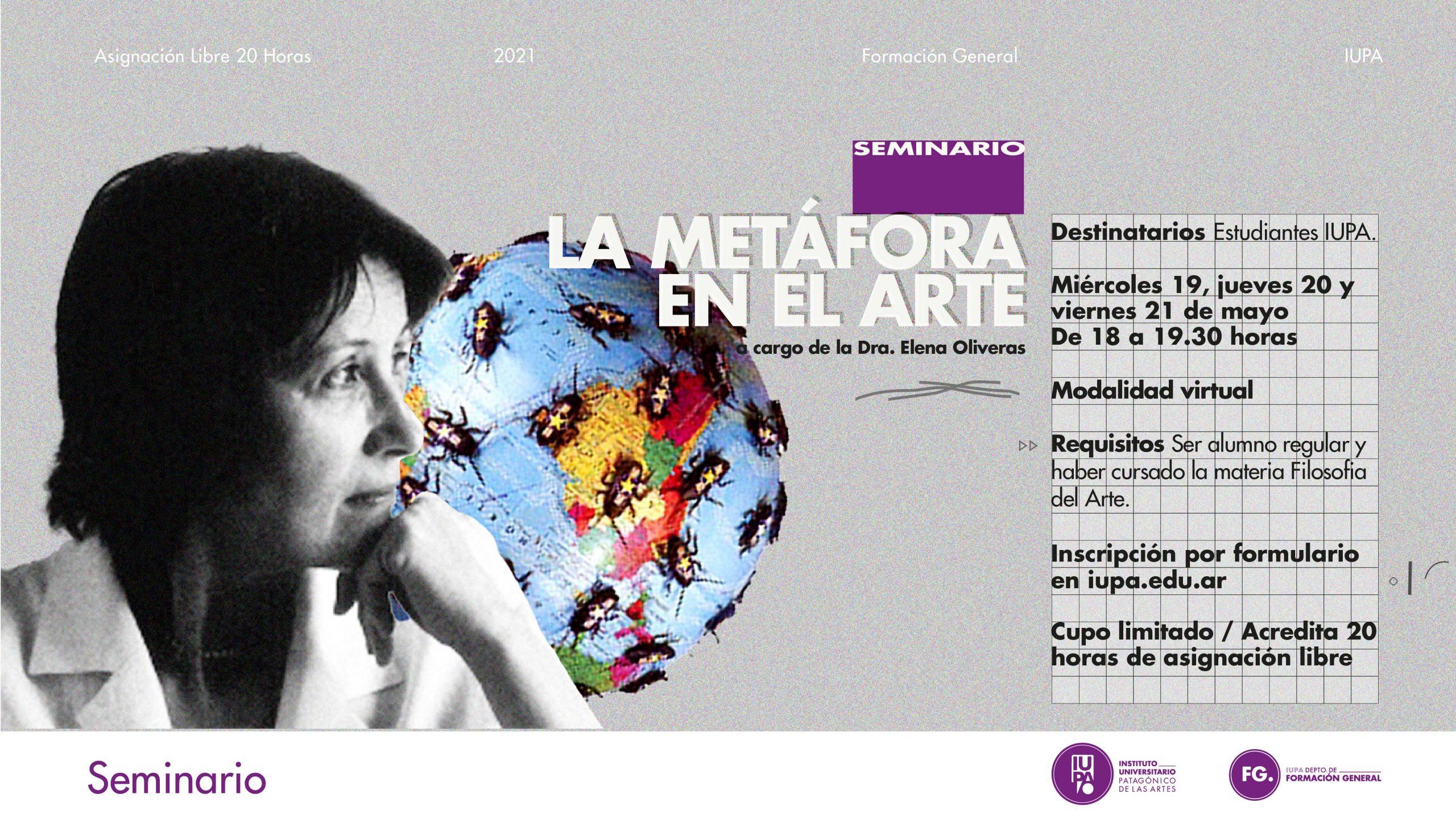 flyer seminario Oliveras