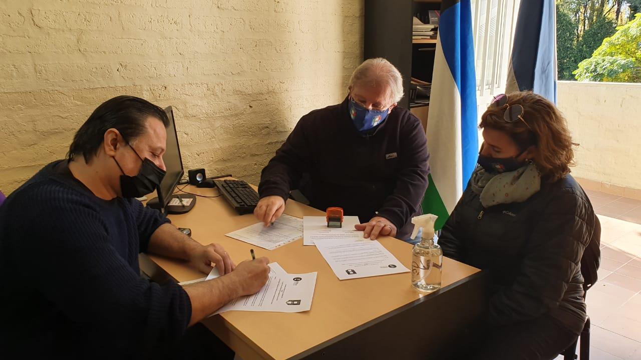 convenio Italia Unida