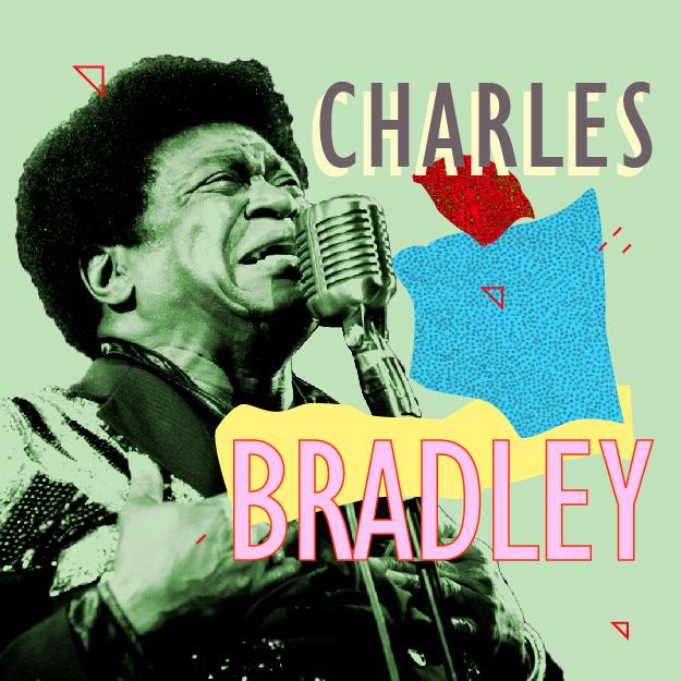 Charles Bradley en Radio IUPA