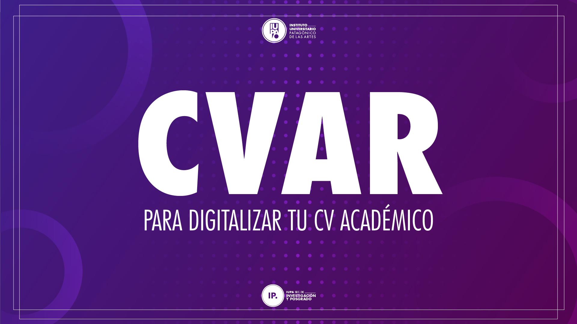 flyer CV AR
