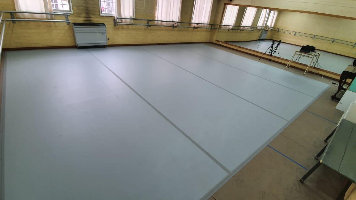 tapete nuevo aula 31