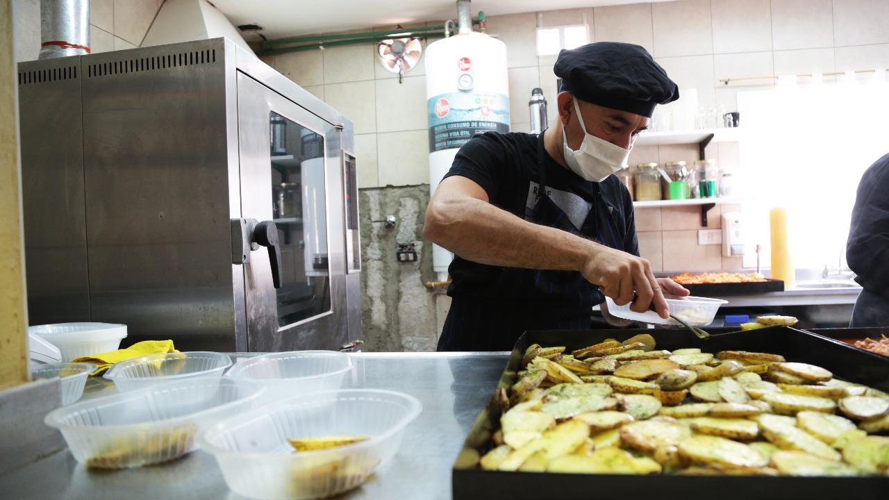 cocina comedor iupa