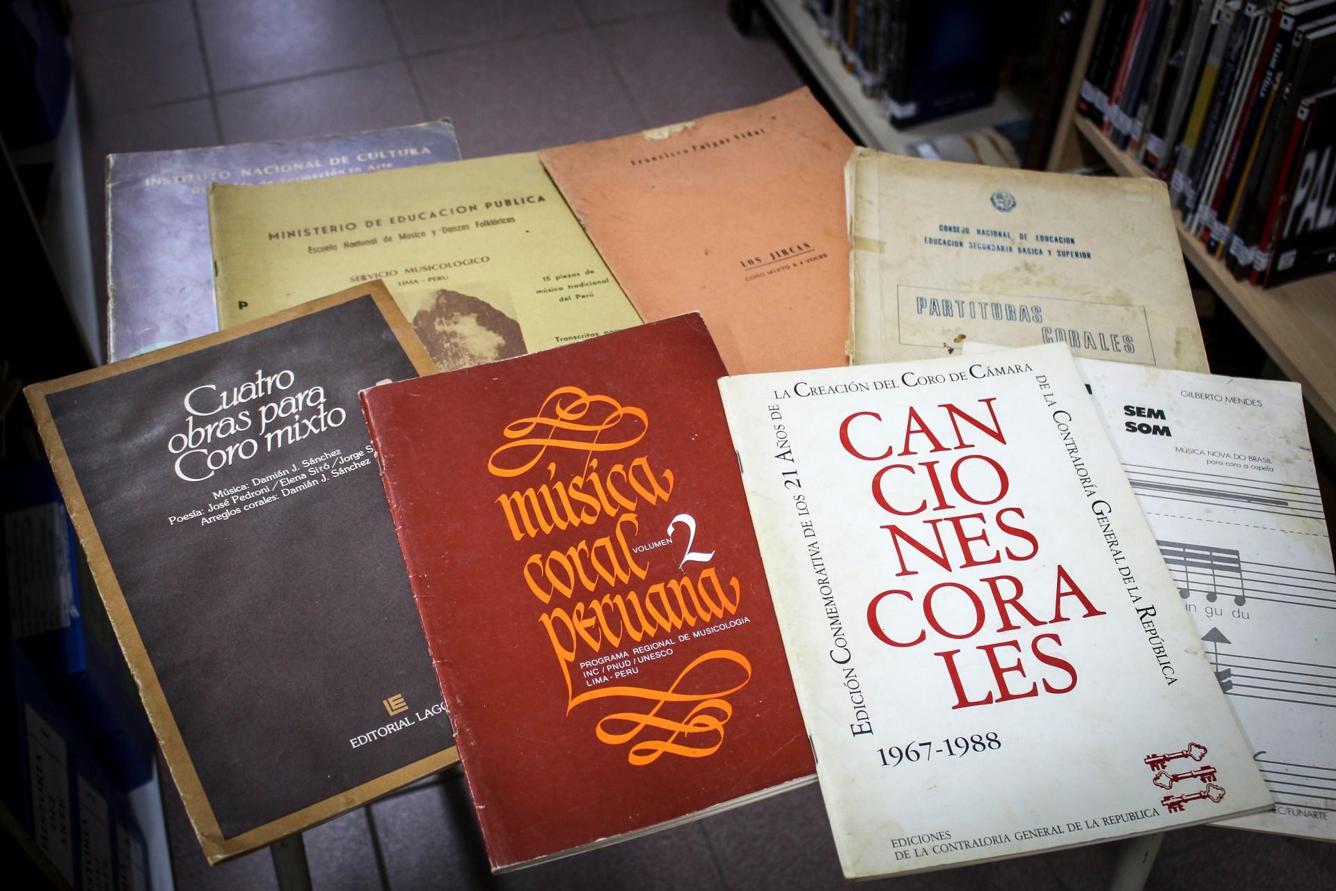 donación obras libros