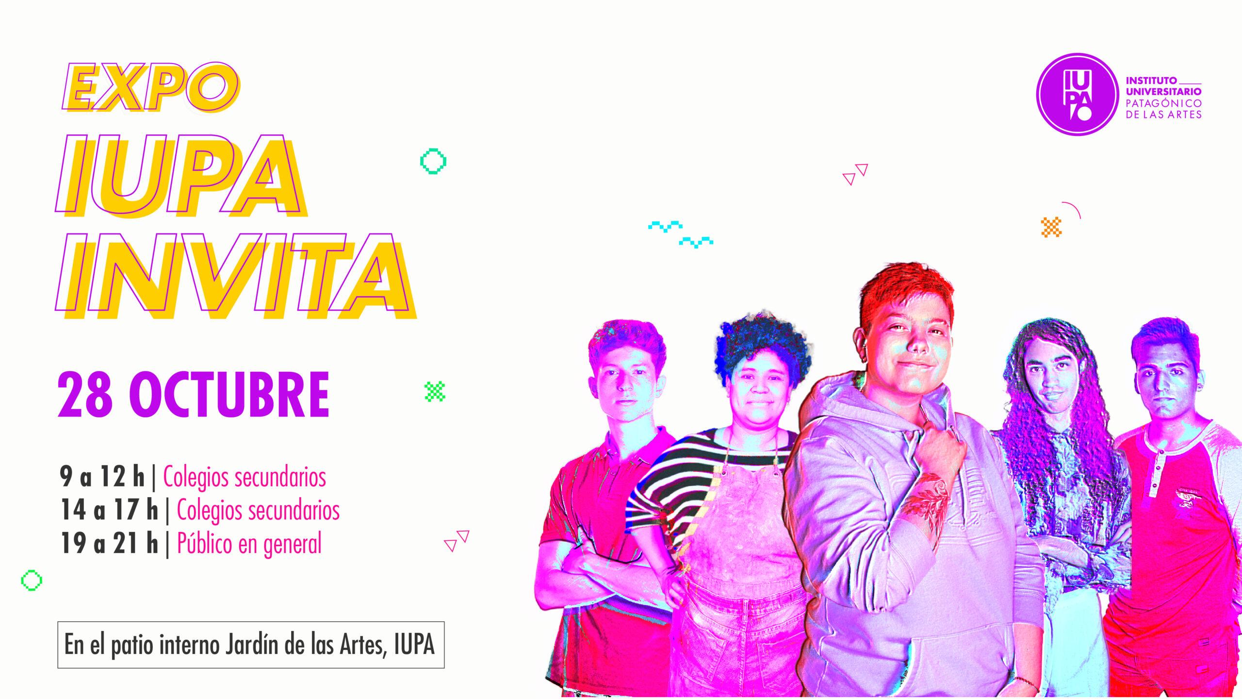flyer IUPA Invita 2021